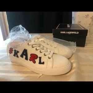 Karl Lagerfeld Pair Sneakers
